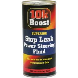 10k Boost Stop Leak Power Steering Fluid 375 Ml
