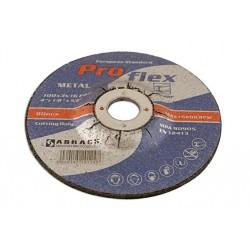 Abracs 100mmx3.2mm Dpc Cutting Discs 25pk