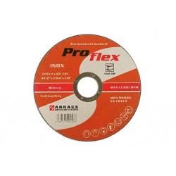 Abracs 115mm X 1mm Extra Thin Discs Tin 10