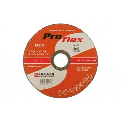 Abracs 115mm X 1mm Thin Discs 10 X 10 Tins