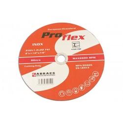 Abracs 230mm X 1.8mm Extra Thin Discs Pk5