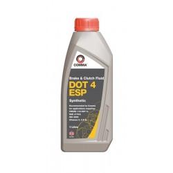 Comma Dot 4 Esp Synthetic Brake Fluid 1l