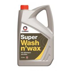 Comma Super Wash N Wax 5l