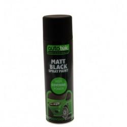 Autotek 488 Matt Black Paint 500ml