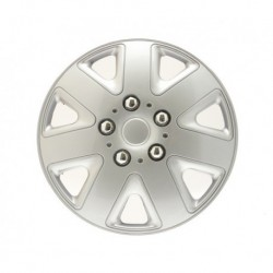 Estilo 13 Inch Estilo Wheel Trims Blizzard