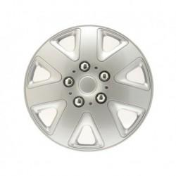 Estilo 14 Inch Estilo Wheel Trims Blizzard