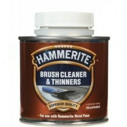 Hammerite 013 Brush Cleaner And Thinners 250ml