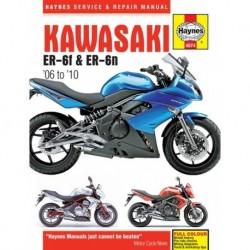 Haynes (Sb) Kawasaki Er-6 (05-09)