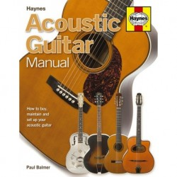 Haynes Acoustic Guitar Manual