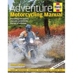 Haynes Adventure M/Cycling Manual 2nd Ed