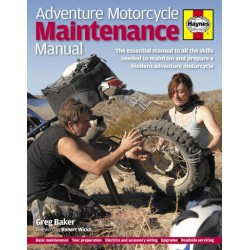 Haynes Adventure Maintenance Manual