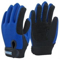 B-Brand Foam Filled Power Tool Gloves Large