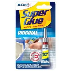 Bostik Superglue Tube 3g