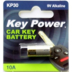 Keypower Car Keyfob Battery 10a -Alkaline 9v