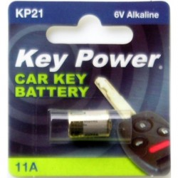 Keypower Car Keyfob Battery 11a -Alkaline 6v