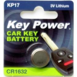 Keypower Car Keyfob Battery Cr1632 Lithium 3v