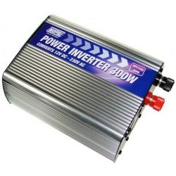 Maypole Power Inverter 300w 12v/230v