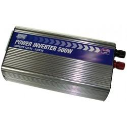 Maypole Power Inverter 500w 12v/230v