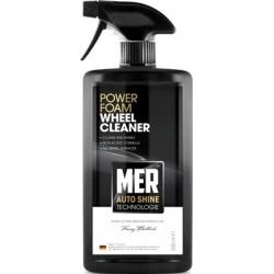Mer Ast 812 Mer Power Foam Wheel Cleaner 500ml