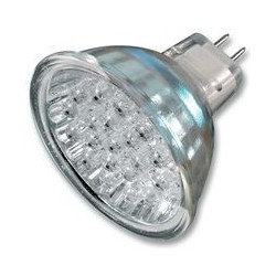 W4 12v 20led Mr16 Dichroic Bulb
