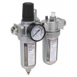Sealey Air Filter/Regulator/Lubricator Heavy-Duty