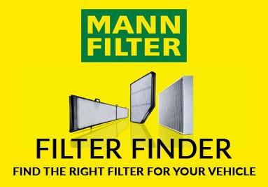 MANN Filter Finder